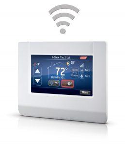 Wi-Fi Thermostat